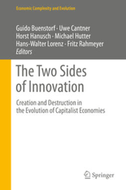 Buenstorf, Guido - The Two Sides of Innovation, e-kirja