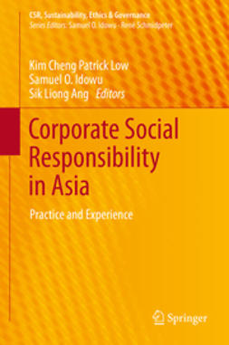Low, Kim Cheng Patrick - Corporate Social Responsibility in Asia, ebook