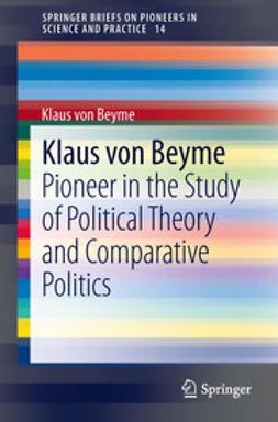 Beyme, Klaus - Klaus von Beyme, ebook