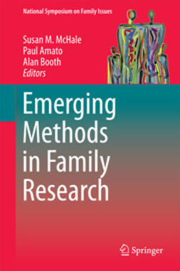 McHale, Susan M. - Emerging Methods in Family Research, ebook
