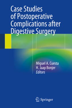 Cuesta, Miguel A. - Case Studies of Postoperative Complications after Digestive Surgery, e-kirja