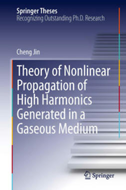 Jin, Cheng - Theory of Nonlinear Propagation of High Harmonics Generated in a Gaseous Medium, ebook
