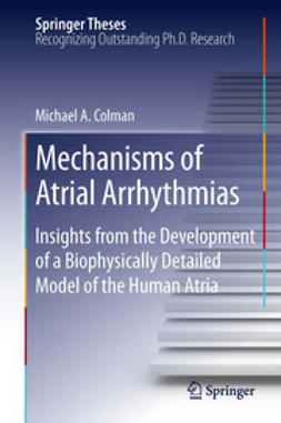 Colman, Michael A. - Mechanisms of Atrial Arrhythmias, ebook