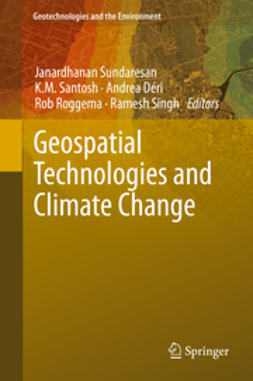 Sundaresan, Janardhanan - Geospatial Technologies and Climate Change, ebook