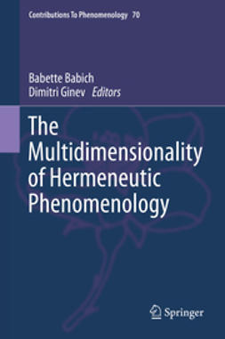 Babich, Babette - The Multidimensionality of Hermeneutic Phenomenology, ebook