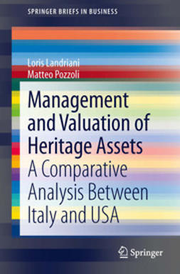 Landriani, Loris - Management and Valuation of Heritage Assets, e-bok