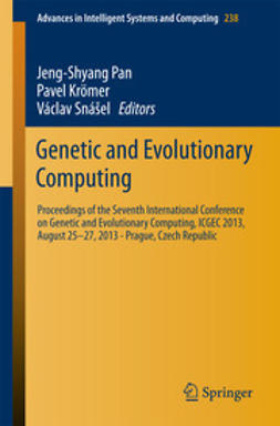 Pan, Jeng-Shyang - Genetic and Evolutionary Computing, ebook