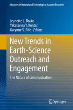 Drake, Jeanette L. - New Trends in Earth-Science Outreach and Engagement, ebook