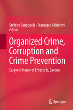 Caneppele, Stefano - Organized Crime, Corruption and Crime Prevention, e-bok