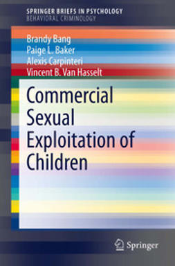 Bang, Brandy - Commercial Sexual Exploitation of Children, ebook