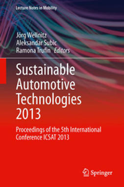 Wellnitz, Jörg - Sustainable Automotive Technologies 2013, ebook