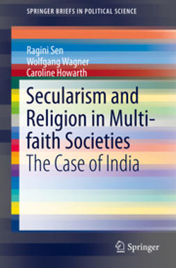 Sen, Ragini - Secularism and Religion in Multi-faith Societies, ebook