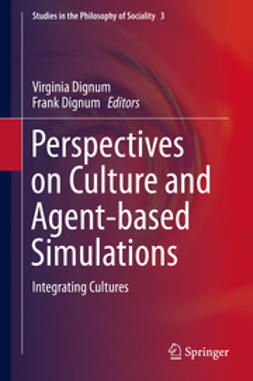Dignum, Virginia - Perspectives on Culture and Agent-based Simulations, e-bok