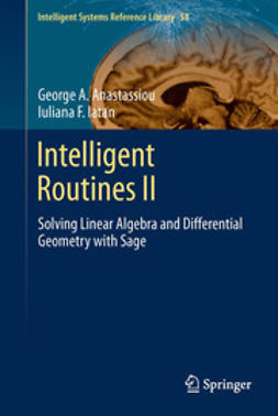 Anastassiou, George A. - Intelligent Routines II, ebook