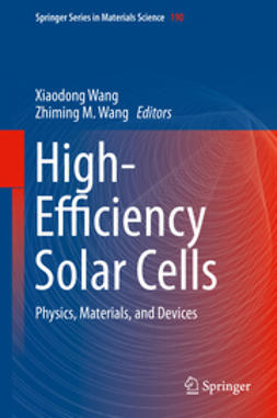 Wang, Xiaodong - High-Efficiency Solar Cells, e-bok