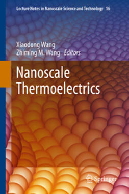 Wang, Xiaodong - Nanoscale Thermoelectrics, e-bok