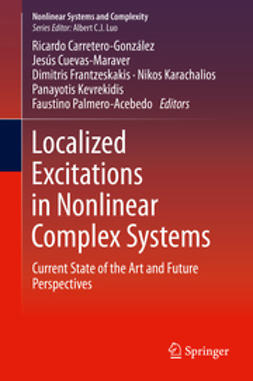 Carretero-González, Ricardo - Localized Excitations in Nonlinear Complex Systems, e-bok