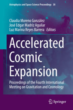 González, Claudia Moreno - Accelerated Cosmic Expansion, ebook