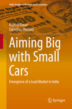 Tiwari, Rajnish - Aiming Big with Small Cars, ebook