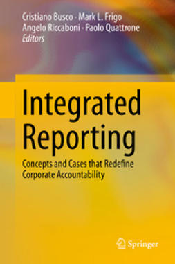 Busco, Cristiano - Integrated Reporting, e-kirja