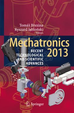 Březina, Tomáš - Mechatronics 2013, ebook