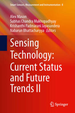 Mason, Alex - Sensing Technology: Current Status and Future Trends II, ebook