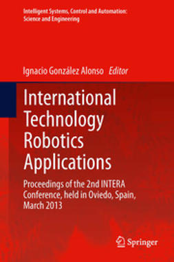Alonso, Ignacio González - International Technology Robotics Applications, ebook