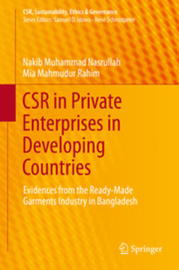 Nasrullah, Nakib Muhammad - CSR in Private Enterprises in Developing Countries, ebook