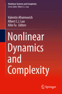 Afraimovich, Valentin - Nonlinear Dynamics and Complexity, ebook