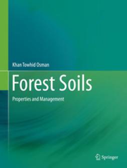 Osman, Khan Towhid - Forest Soils, ebook