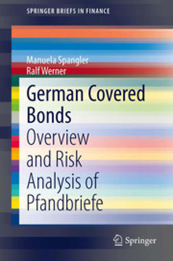 Werner, Ralf - German Covered Bonds, ebook
