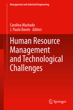Machado, Carolina - Human Resource Management and Technological Challenges, ebook