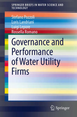 Pozzoli, Stefano - Governance and Performance of Water Utility Firms, ebook