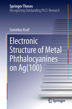 Krull, Cornelius - Electronic Structure of Metal Phthalocyanines on Ag(100), ebook