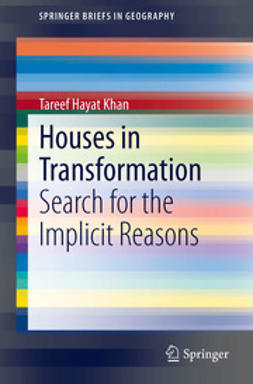 Khan, Tareef Hayat - Houses in Transformation, ebook