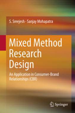 Sreejesh, S. - Mixed Method Research Design, ebook