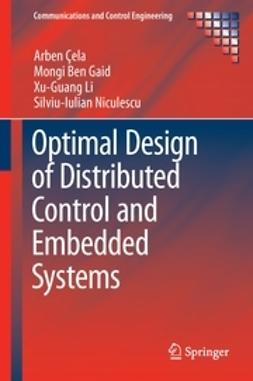 Çela, Arben - Optimal Design of Distributed Control and Embedded Systems, ebook