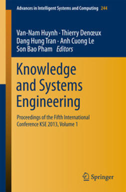 Huynh, Van Nam - Knowledge and Systems Engineering, e-bok
