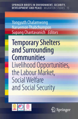 Chalamwong, Yongyuth - Temporary Shelters and Surrounding Communities, ebook