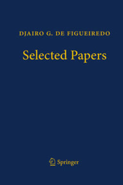 Costa, David G. - Djairo G. de Figueiredo - Selected Papers, ebook