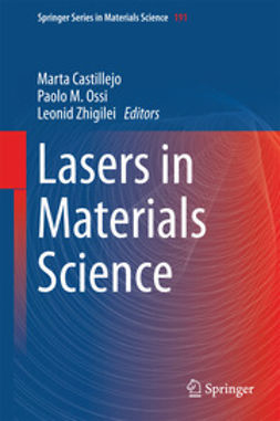 Castillejo, Marta - Lasers in Materials Science, ebook