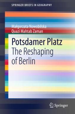 Nowobilska, Malgorzata - Potsdamer Platz, ebook