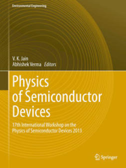 Jain, V. K. - Physics of Semiconductor Devices, e-kirja