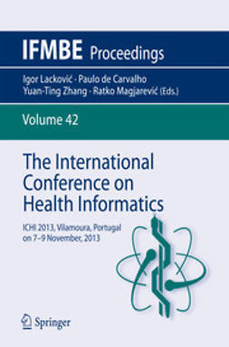 Zhang, Yuan-Ting - The International Conference on Health Informatics, ebook