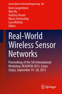 Langendoen, Koen - Real-World Wireless Sensor Networks, ebook