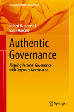 Ph.D., Hubert Rampersad, , - Authentic Governance, e-kirja