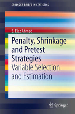 Ahmed, S. Ejaz - Penalty, Shrinkage and Pretest Strategies, ebook
