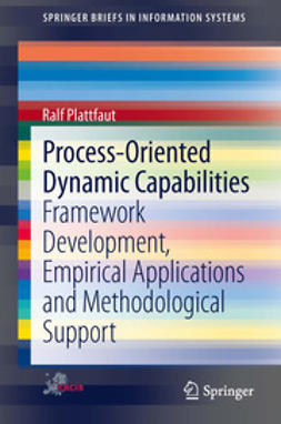 Plattfaut, Ralf - Process-Oriented Dynamic Capabilities, e-bok