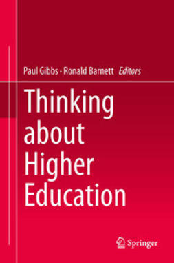 Gibbs, Paul - Thinking about Higher Education, ebook