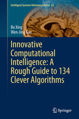 Xing, Bo - Innovative Computational Intelligence: A Rough Guide to 134 Clever Algorithms, e-kirja